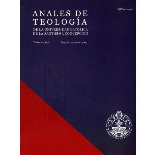 Revista Anales de Teología