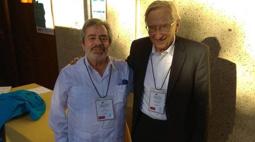 Dr. Arturo Bravo y Dr. Peter Hünermann